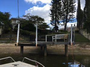 AU clean repair jetty