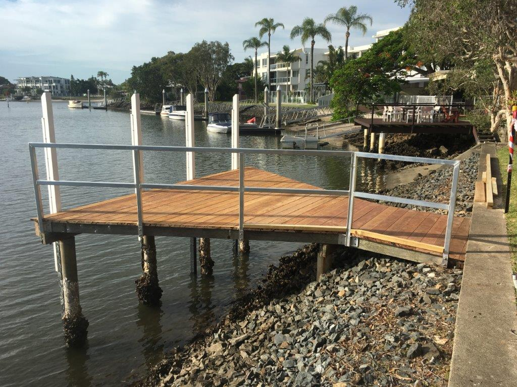 repair jetty QLD