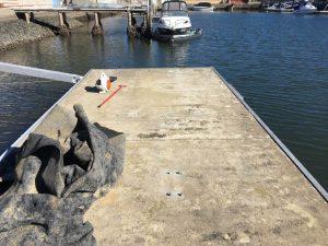 repair jetty QLD australia