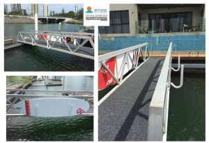 Pontoon and Jetty accessories