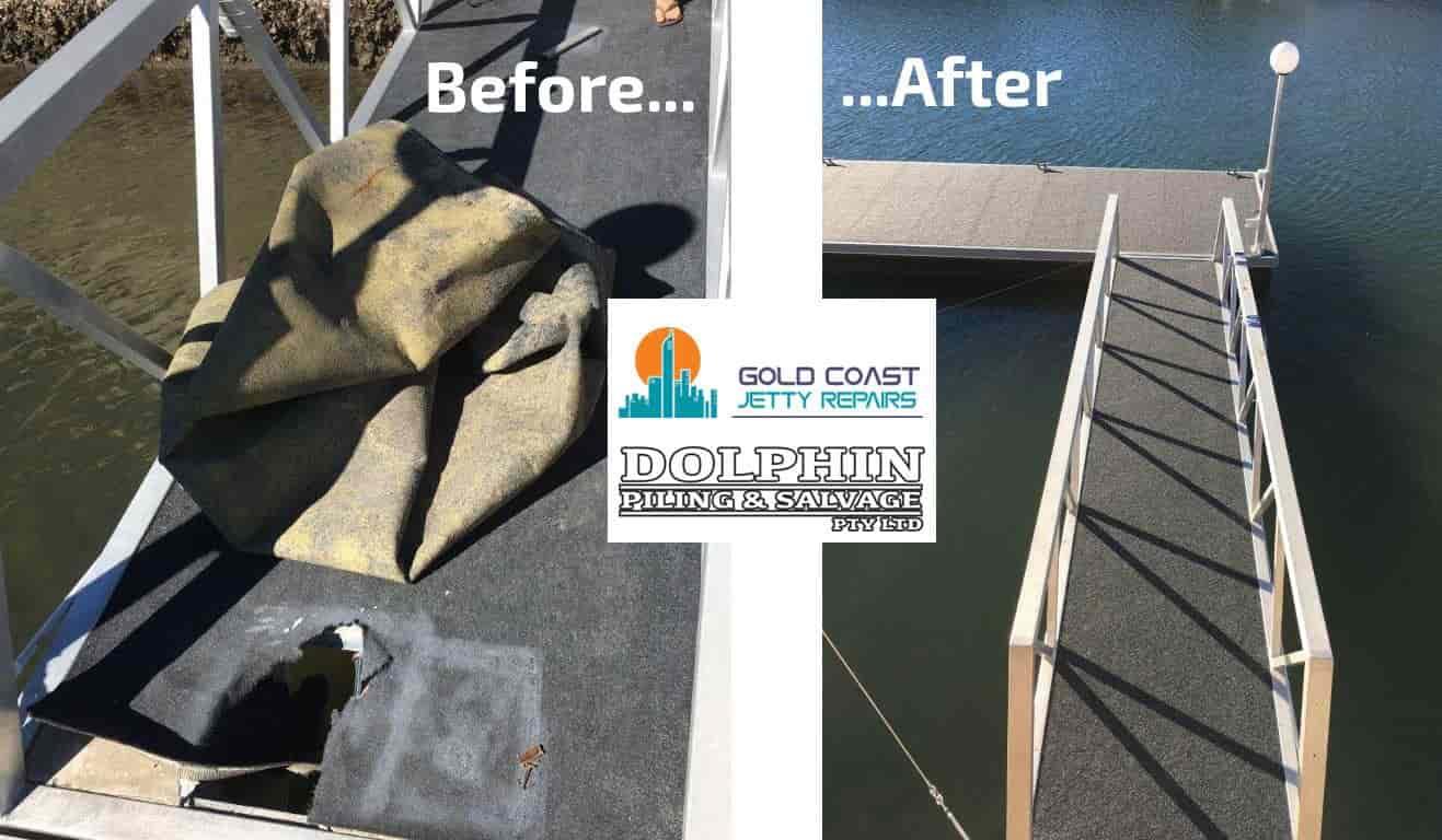 gold-coast-jetty-repairs-pontoon-carpet-repairs